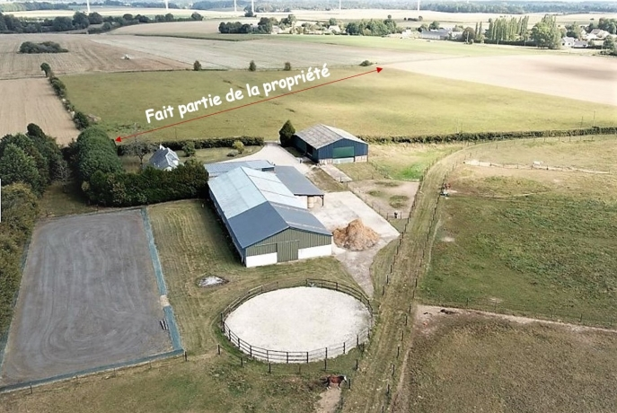 VENTE-PROPRIETE-EQUESTRE-NORMANDE